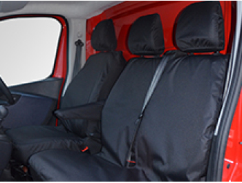 100% Waterproof Tailored Seat Covers Standard Vivaro / Trafic