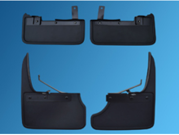 Genuine VW T6 15> Front & Rear Mud Flap Sets