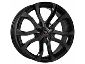 Wolfrace Assassin Gloss Black 16x7 5x114.3 Vivaro & Trafic