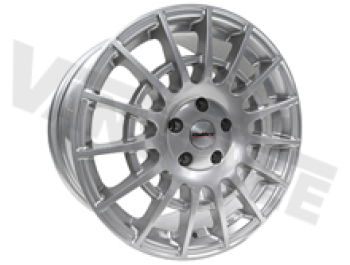"Calibre T-Sport 18"" Silver Transit Custom Alloy Wheels"