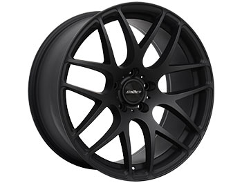 "Calibre Exile-R Matte Black 18"" VW T5 T6 Wheels & Tyres"