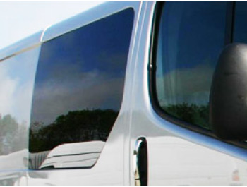 Vanstyle Vivaro Trafic Primastar Drivers Middle Panel Glass