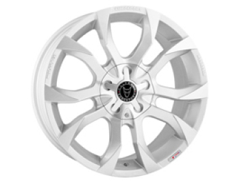 "Wolfrace Assassin Silver 8x18"" Wheel Package Vito & T4"