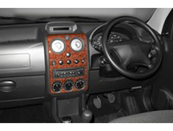 Dash Kit 7 pc Berlingo 10/2002 RHD