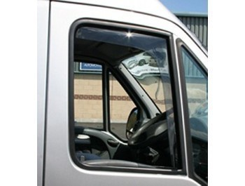 Side Wind Deflectors (Front Doors) MB Sprinter/Crafter 06>