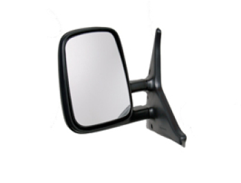 Mirror Assembly, Manual, RHD VW Transporter T4, 1990>03