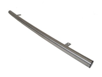 Rear Safety Bar, Brushed Stainless, Vivaro/Trafic/Primastar