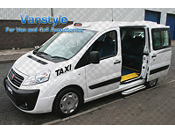 Vanstyle Single Taxi Step Dispatch Scudo Expert 2007-On