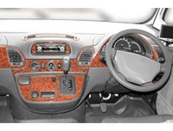 Dash Kit 29pc Sprinter 2002-06 AUTOMATIC (NO Pass Airbag)