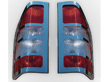 Rear Light Guards Stainless Steel Mercedes Sprinter 00-06