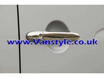 Door Handle Covers Stainless Steel Sprinter / Crafter 2006-16