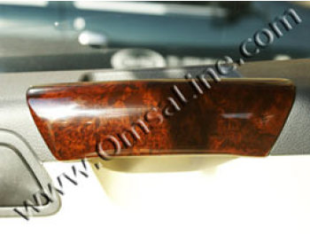 Grab Handle Covers, Wood Effect, Transporter / Caravelle 03-09