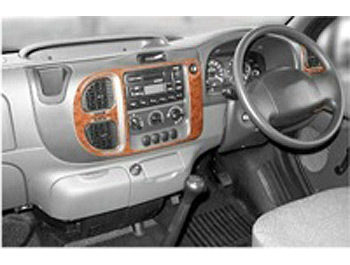 Dash Kit 7pc Console/Doors Transit 2000- RHD