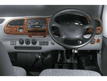Dash Kit 8pc Console Transit 1997 - 2000 RHD