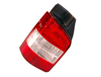 Rear Lamp, Clear Indicator, Twin Door VW T5 03-09 & 2010>