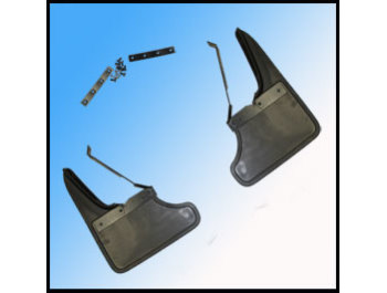 Mud Flaps Rear Set VW T5  03-09 and 2010>