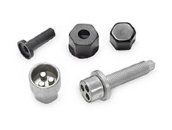 Anti-Theft Spare Wheel Locking Bolt Kit