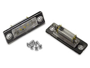 VW T5 & T6 - Rear LED Number Plate Lights
