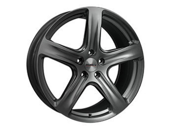 "Calibre Tourer 18"" Gun Metal Alloy Wheels & Tyres"