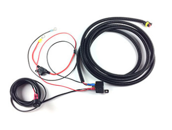 Lazer - 1 Light Wiring Harness w/ Switch - ST and Triple-R Range