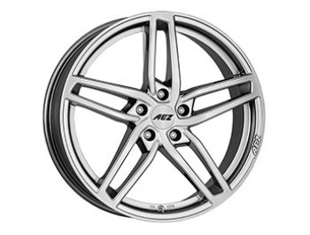 "AEZ Genua - 18"" High Gloss Alloy Wheel - Wheel & Tyre Package"