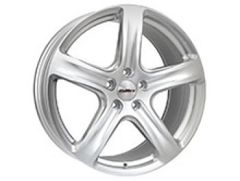 "Calibre Tourer Silver 18"" VW T5 T6 Alloy Wheel"