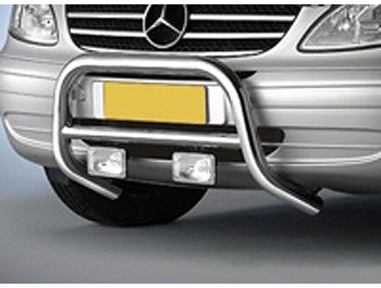 Vanstyle Replacement Front A-Bar - Mercedes Vito 03-10
