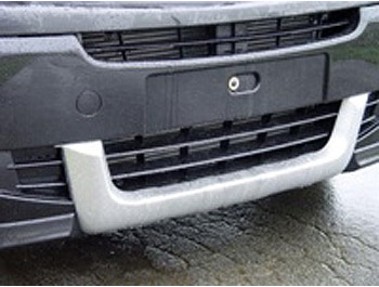 Soft Front Bumper Guard Vivaro 2007-2014
