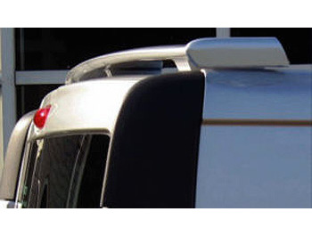 Rear Spoiler Roof Top Primed - Vivaro Trafic Primastar