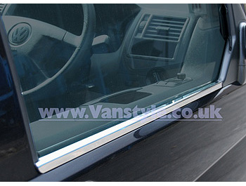 Window Trim Covers Stainless Steel VW T5 03-09 & 10-15