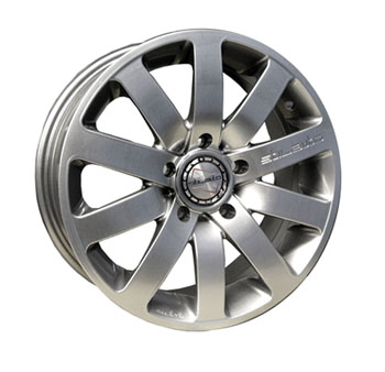 5+5 Wheel 16x7 Superlook Set of 4 - VW Transporter T5 T28 T30 T3