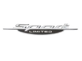 Chrome Emblem Sport Limited