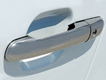 4 Door Handle Cover Set Stainless Steel - Sprinter/VW LT