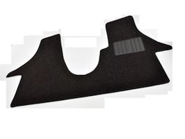 Front Carpet Mat For VW T5 03-09 and 2010> RHD