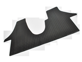 Front Rubber Mat For VW T5 03-09 and 2010> RHD