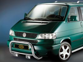 Front Protection A-Bar EC- VW Transporter T4 Long Front X-Pack