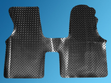 Tailored Front Rubber Mat For VW T4 1993>2003 RHD
