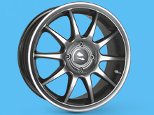"SR500 Wheel 17x7"" 5x108 Superlook - Ford Connect"