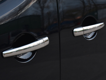 Door Handle Cover Set Stainless Steel - Citroen Berlingo 2008-ON