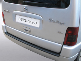 Citroen Berlingo MK I ABS Rear Bumper Protector 96-07
