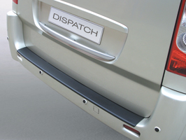 Despatch / Scudo / Expert ABS Rear Bumper Protector