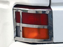 Stainless Steel Rear Light Trims Volkswagen VW T4
