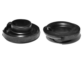 Genuine VW T5 / T6 Rear Spring Cups - PAIR (x2)