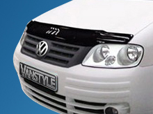 VW Caddy & Maxi Bonnet Wind Deflector 04-10