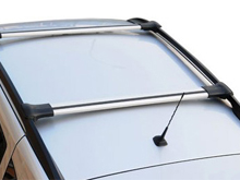 Aluminium Cross Bar Set Vivaro / Trafic 2014>