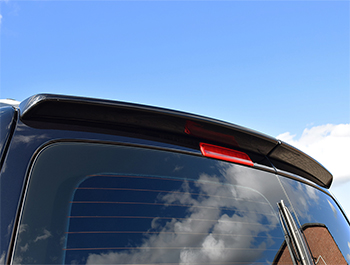 Vanstyle VS Style VW Caddy Rear PU Spoiler
