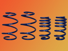 H&R Lowering Sports Springs 50mm VW T5 & T6