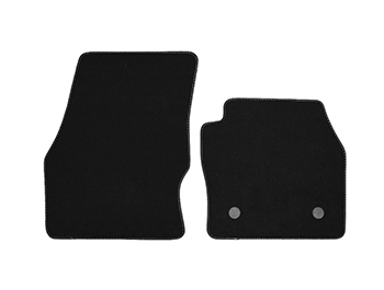 Front Carpet Mat Set Transit Connect 2014-2016 RHD