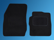 Front Carpet Mat Set Ford Courier 2014> RHD
