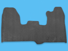 Ford Transit Custom Front Rubber Mat 2012-15